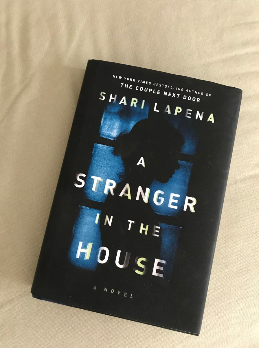 Book Review: A Stranger in the House
