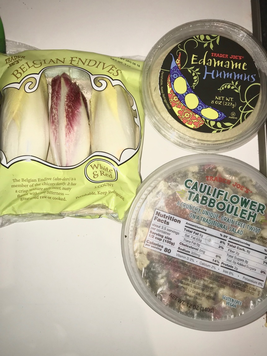 endive with hummus and tabbouleh1