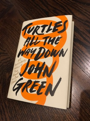 Book Review: Turtles All The WayDown