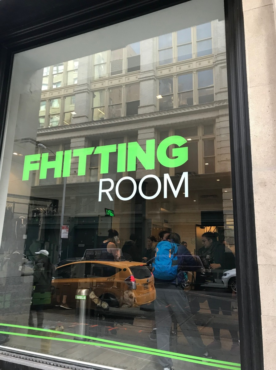 PSA: Fhitting Room