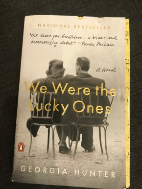 Book Review: We Were The Lucky Ones