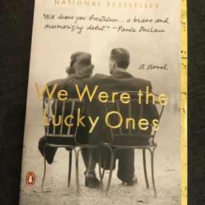 Book Review: We Were The LuckyOnes