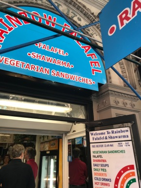 Rainbow Falafel &Shawarma