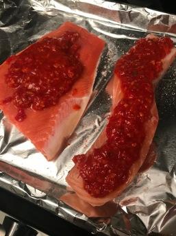 harissa salmon2