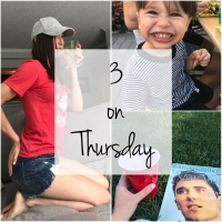 3 on Thursday