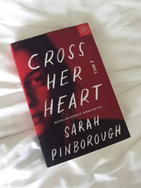 Book Review: Cross Her Heart