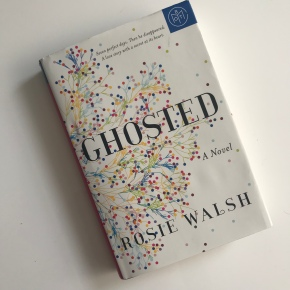 Book Review: Ghosted