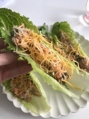 Crunchy Tuna SaladCups