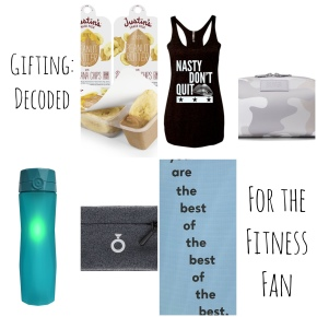 Gifting: Decoded – The Fitness Fan