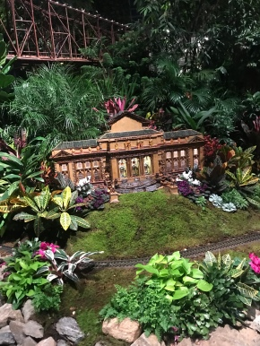 PSA: The Train Show at the Botanical Gardens