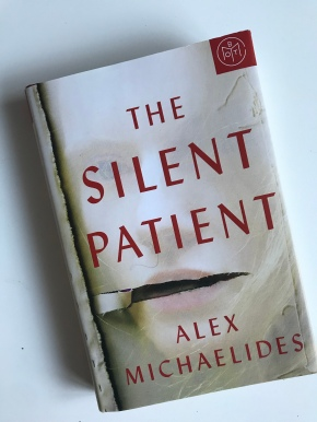 Book Review: The Silent Patient