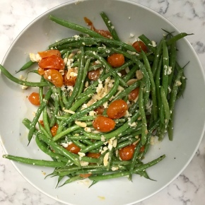 Haricots Verts Salad with Dijon Vinaigrette