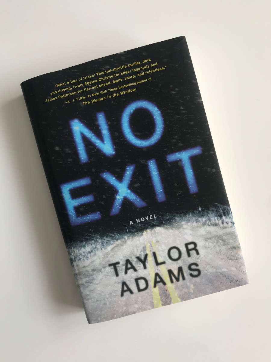 Book Review: No Exit