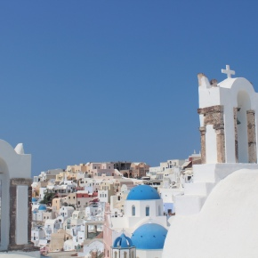 Travel Journal: Greece – The Itinerary