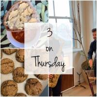 3 on Thursday