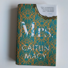 Book Review: Mrs.