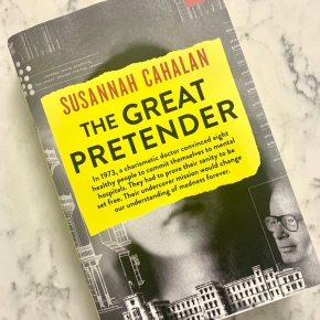 Book Review: The Great Pretender