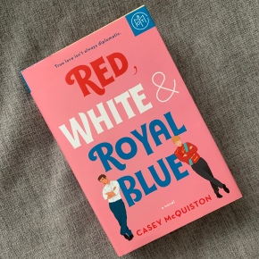 Book Review: Red White & Royal Blue