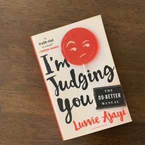 Book Review: I'm Judging You