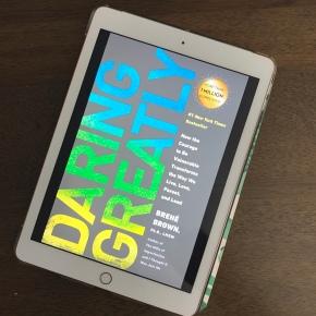 Book Review: DaringGreatly