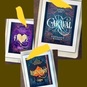 Book Review: Caraval(series)