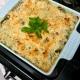 Spinach and Feta Spaghetti Squash Casserole